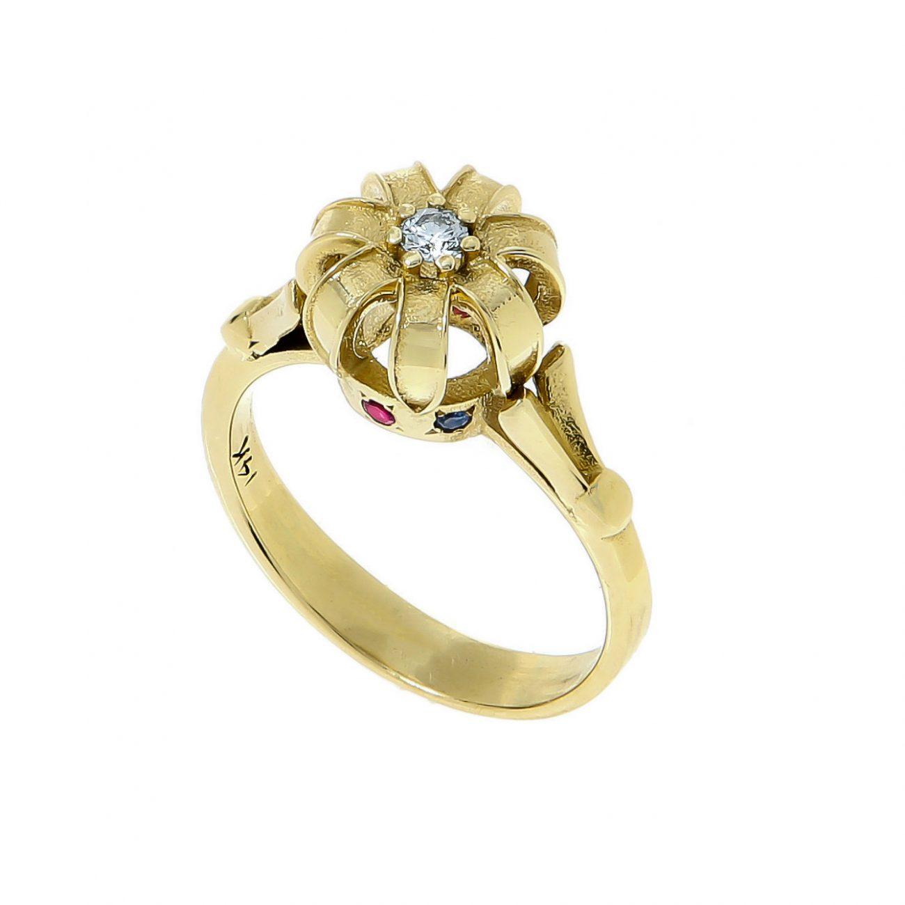 Maya-Ring