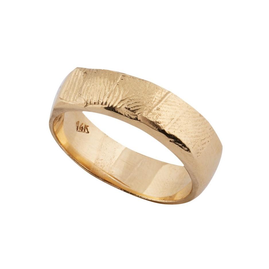 טבעת טביעת אצבע רות